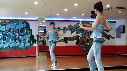 Wonder Girls - 2 Different tears 舞蹈教学教程