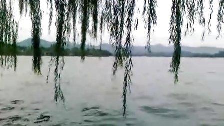 C5拍西湖