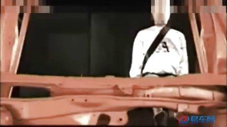 碰撞事实证明儿童安全座椅的重要性