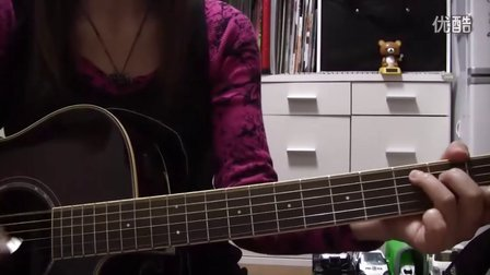 YUI cover Tonight guitar chakotan24