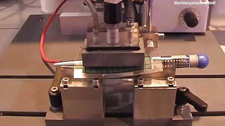Ostling Etching Auto Machine