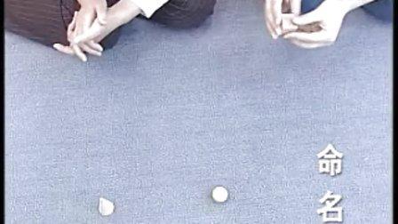 蒙氏教具——几何立体组、神秘袋操作