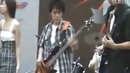 YUI cover Jam band