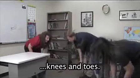 英语外教视频讲座教程 美语培训小班教学