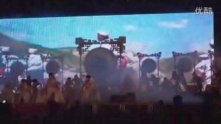 中华龙腾舞蹈