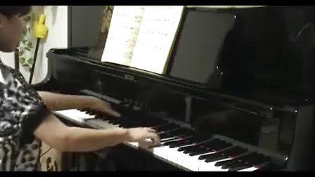 理查德《梦中的婚礼》钢琴视奏_8m0l5xgw.com