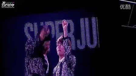 [Fancam] 131115 SS5OSAKA Day-1 - Imitate Yesung and Leeteuk