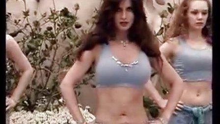 肚皮舞教学视频 瘦身肚皮舞教学视频