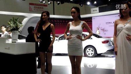 2013武汉车展—奥迪——开场舞 模特秀