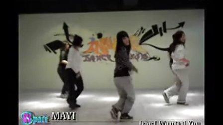 INSPACE舞蹈工作室-MAYI老师-I WANTED U(全)