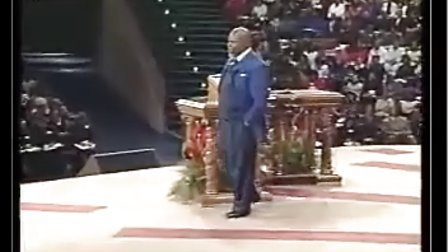 TD Jakes - Entering into 'God's Rest' Pt 2