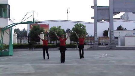 广场舞——蓝色的蒙古高原