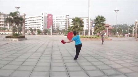 博白民族舞-《  东 北 二 人 转 转 歌 》(反面)