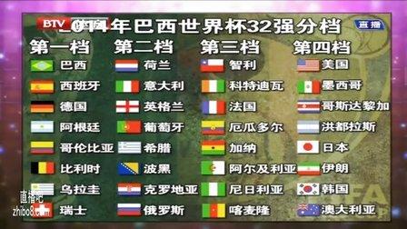 11月21日 BTV足球家[詹俊]-世界杯落选阵容
