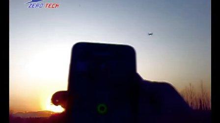 手机控制四旋翼视频