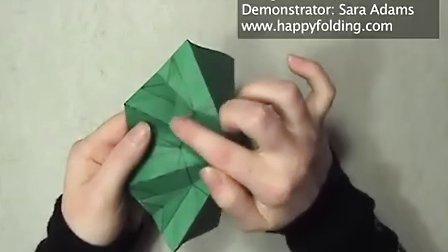 组合立体圣诞树(正8边形纸)