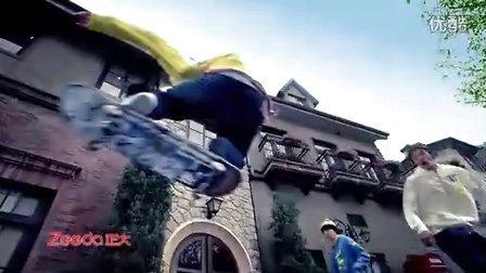 韩国巨星张根硕中国首支广告片!正大—新时尚生活