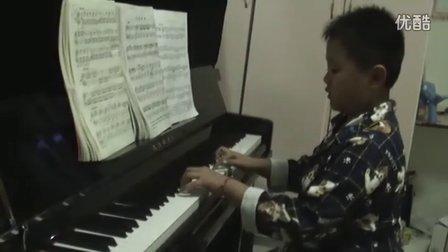 钢琴练习《苏格兰舞》