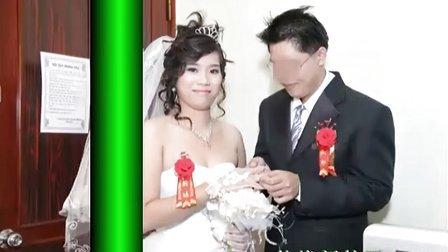 越南媳妇  越南新娘qq相亲网   越南老婆 湖南贾先生和他美丽的越南新娘婚纱照