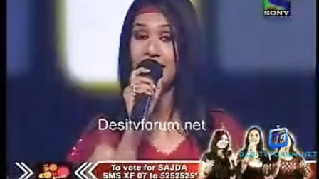 X Factor India - 20th August 2011