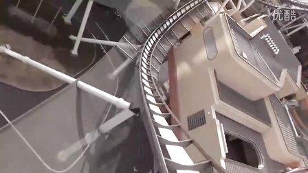【720P高清晰】日本大阪环球影城—Hollywood Dream(好莱坞之梦)MEGA过山车POV