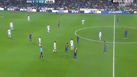 西甲1112赛季第16轮皇马vs巴萨全场20111211