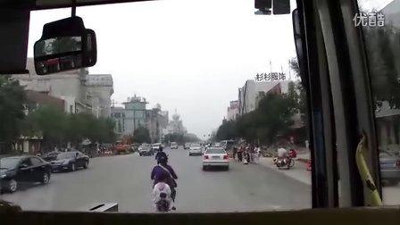 东营公交135路进胜大中心超市站