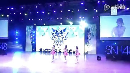 【个人字幕組】SNH48 - 初恋小偷(汤敏 赵嘉敏 徐晨辰)高清版