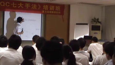质量培训网金舟军敏实QC工具解决问题培训视频