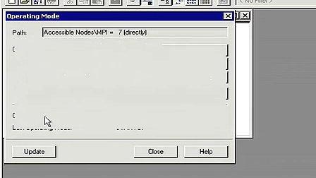STEP7视频教程之故障排除第4集清除PLC内存.flv