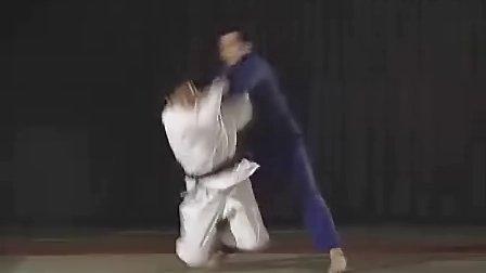 韩国柔道高手Jeon.全的冠军技术_标清