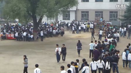 阳泉二中2011秋季运动会高259班4X100(男子接力)