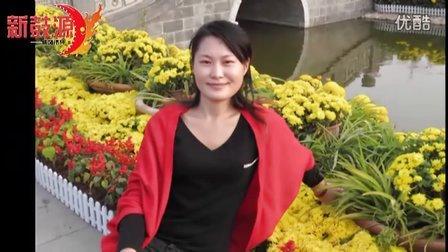 临汾古城公园游玩电子相册