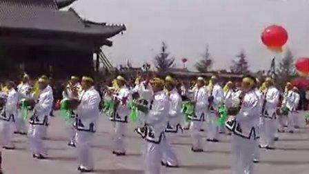 威风锣鼓大赛视频:精彩花絮集锦