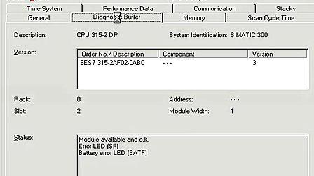 STEP7视频教程之故障排除第2集定位PLC错误.flv