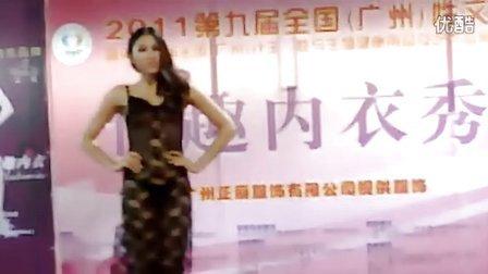 2011年广州第9届性文化节---情趣内衣走秀