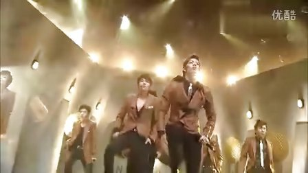 Paradise MBC音乐中心 中韩字幕现场版 11_10_08  无限infinite