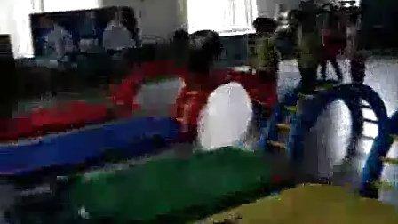 感觉统合专业训练视频 儿童感统专业培训