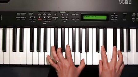 浇灌的园子音乐事工教程-敬拜键盘1