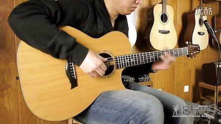 塩崎雅亮 M.shiozaki AJA 手工吉他评测试听