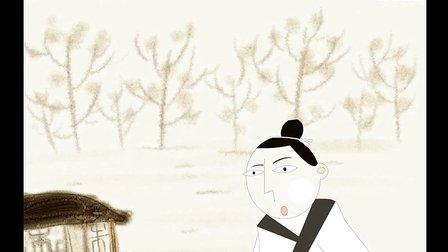 动画片:抬驴-幼儿故事-儿童故