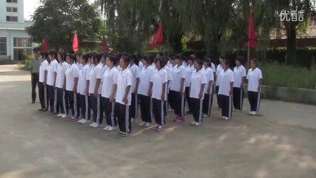 丹东曙光职专2011年8月24日2011级新生军训-2011综合班