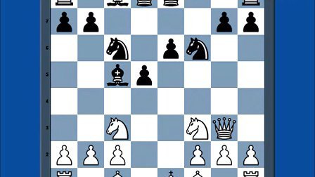 国际象棋视频 第48期 兵形理论(4)
