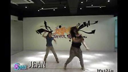 INSPACE舞蹈工作室-JEAN老师-WACKIN(PART 1 & PART 2)