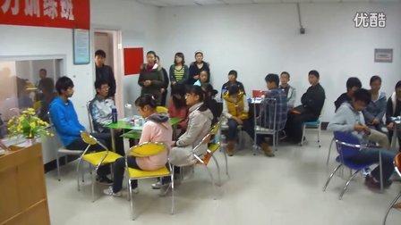 历史文化旅游学院11级抗挫力训练班----开班讲话