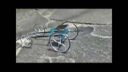 碳纤维太阳能车