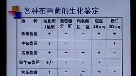 《临床微生物检验》第18讲-43讲-中国医科大学