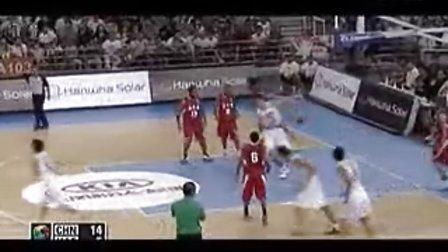 孙悦飞扣领衔五佳 亚锦赛中国男篮VS阿联酋 动漫屋 www.dongmanwu.com