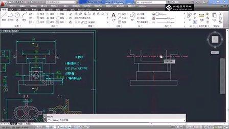 缸体零件设计(1) - cad教程