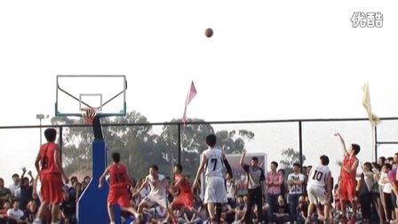 2013.11.26 篮球文化艺术节:十佳球
